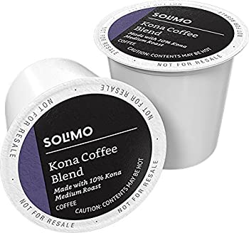 100-Count Solimo Roast Coffee K-Cup Pods (various)