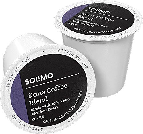 Solimo - Cápsulas de café (tamaño mediano): Amazon.com ...