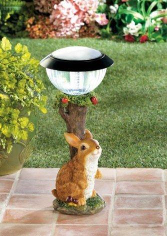 Bunny Solar Lights in US - 8