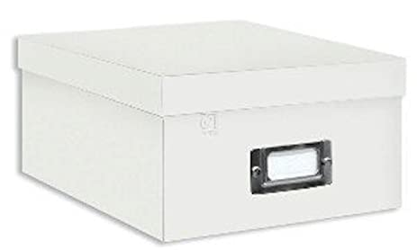 Pioneer Photo Albums B-1C Photo Storage Box Crafter White  sc 1 st  Amazon.com & Amazon.com: Pioneer Photo Albums B-1C Photo Storage Box Crafter ... Aboutintivar.Com
