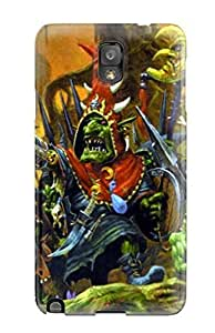 Fashionable Style Case Cover Skin For Galaxy Note 3- Warrior