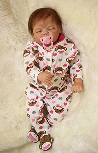 Monkey Sleeping Princess Lifelike Birthday product image