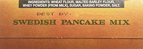 Lund's Swedish Pancake Mix, 12-Ounce Boxes (Pack of 12) by Lunds (Image #8)