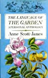 img - for Language of the Garden: A Personal Anthology book / textbook / text book