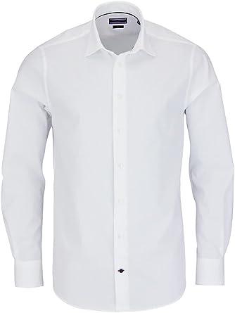 Tommy Hilfiger - Camisa formal - para hombre: Amazon.es: Ropa ...
