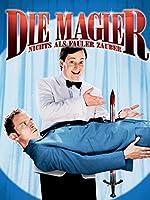 Filmcover Die Magier - Nichts als fauler Zauber