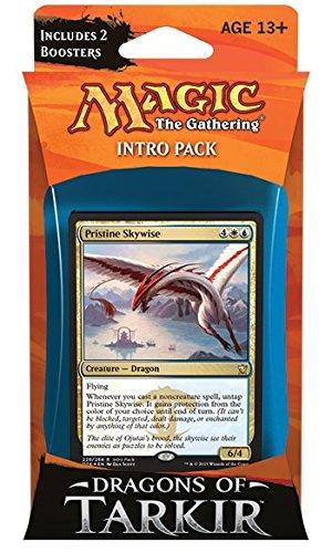 Magic The Gathering Dragons of Tarkir Enlightened Mastery Intro Deck