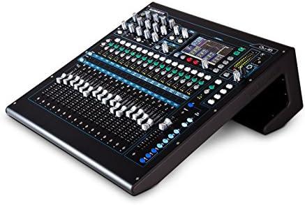 Allen-heath qu-16 chrome mesa de mezclas digital: Amazon.es ...