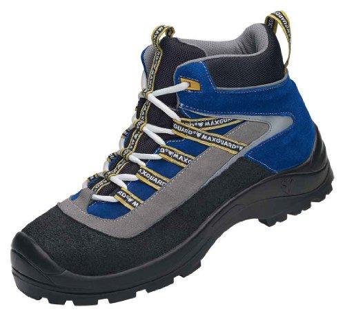 Max Guard Caspar C480, Chaussures de sécurité pour adulte Unisexe, Bleu (Bleu), 38EU