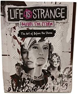 Life Is Strange Before The Storm Limited Edition Art Book