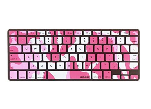 iBenzer MKC02CPK Macaron Series Keyboard Cover for MacBoo...