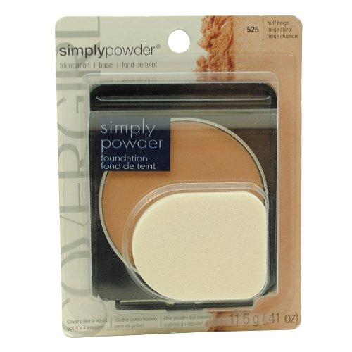 Cover Girl Simply Powder Foundation - buff beige #525