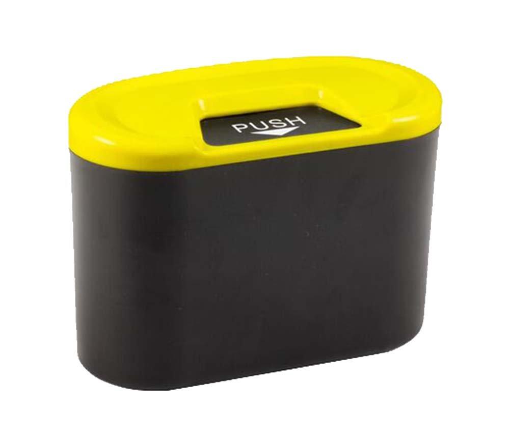 kreative Auto Mü lltonnen/grü n-Boxen/Aufbewahrungsboxen, gelb Blancho Bedding