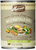Merrick Wild Buffalo Grill Dog Food 13.2 oz (12 Count Case)
