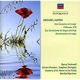 Concertos Minuets Divertimento [Import allemand]