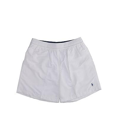 RALPH LAUREN - Maillot de bain - maillot de bain hawaiin blanc - Taille XL c118cde8c9f