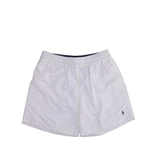 Polo Ralph Lauren Costume Boxer Mod. 710585022 Bianco Mod ...