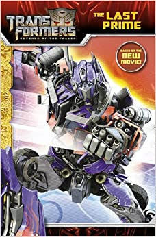 Book Revenge of the Fallen Chapter Book (Transformers 2)
