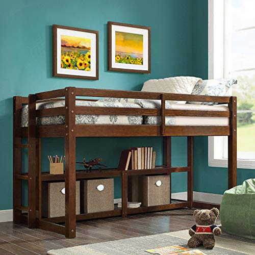 Enjoyable Better Homes And Gardens Loft Storage Bed With Spacious Pdpeps Interior Chair Design Pdpepsorg