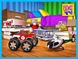 Learning Vehicles Names and Sounds for Kids Part 2 - Trucks, Helicopter and More