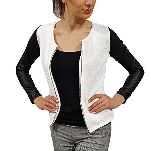 Autumn Outwear Women Slim Casual OL Short Suit Coat Jacket - 7