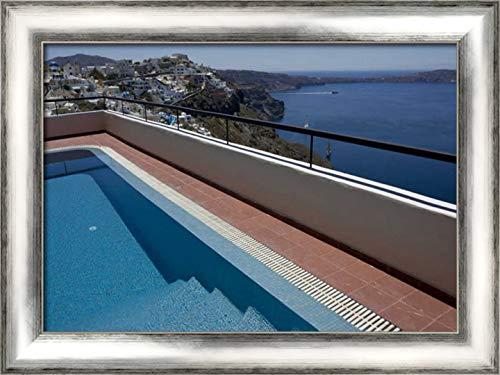 Swimming Pool Framed - 9