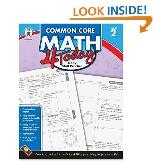 Math for 2nd Grade: Amazon.com