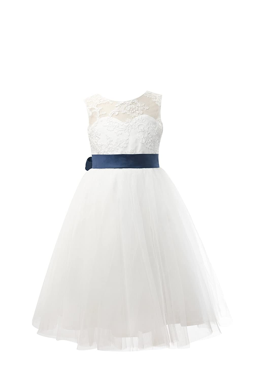 9e4ed84522c ... Flower Girl Dress Junior Bridesmaid Dress. Wholesale Price 34.99.  Material  Lace