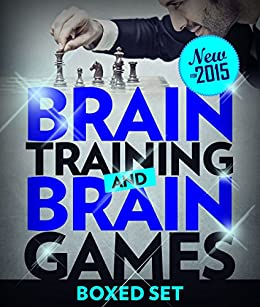 Brain Training Games Memory Improvement ebook product image