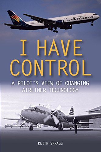 I Have Control: A pilot's view of changing airliner (Airbus A320 Cockpit)