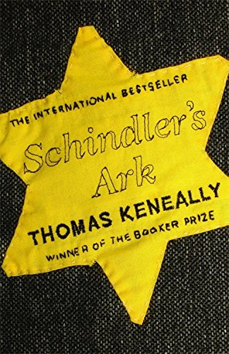 Book cover for Schindlers Ark