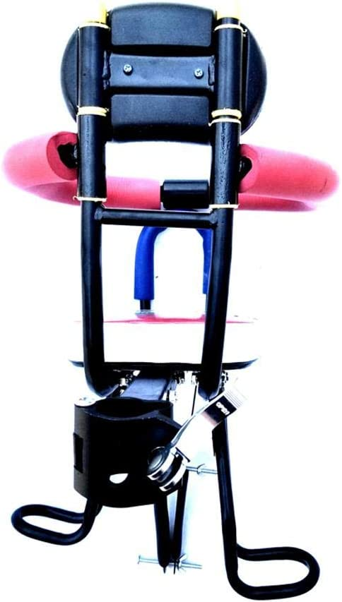 iBàste Asiento de bicicleta para niños Asiento de bebé Bicicleta de montaña Montaje frontal Bicicleta Asiento de niño Silla de bicicleta para niños Cojín