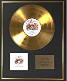 Queen - Exclusive Limited Edition 24 Carat Gold Disc - A Night At The Opera