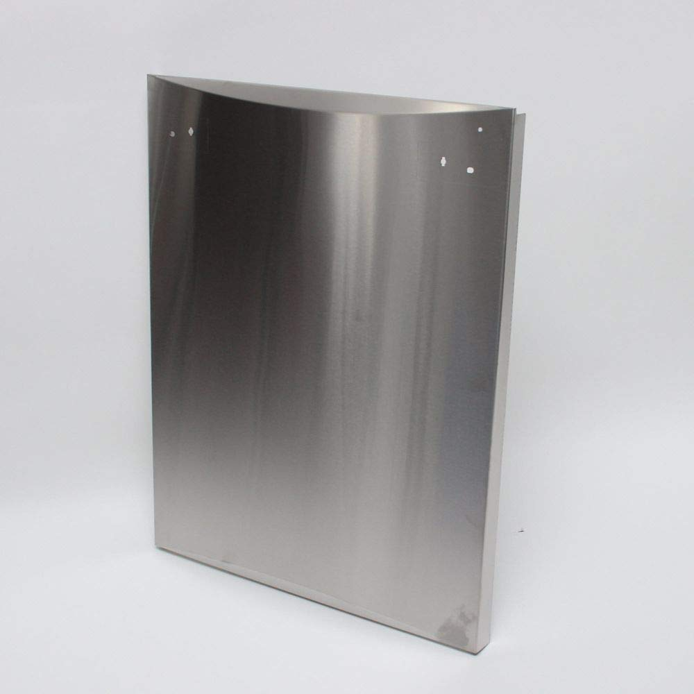 Ge WD34X11769 Dishwasher Door Outer Panel Assembly (Stainless) Genuine Original Equipment Manufacturer (OEM) Part Stainless