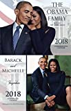 Twin Pack Barack and Michelle 2018 Commemorative Calendars