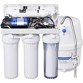 Amazon Com Reverse Osmosis Water Filter System Home