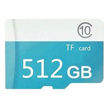 Sunneey Tarjeta Micro SD de 1GB-512GB, Tarjeta de Memoria de ...