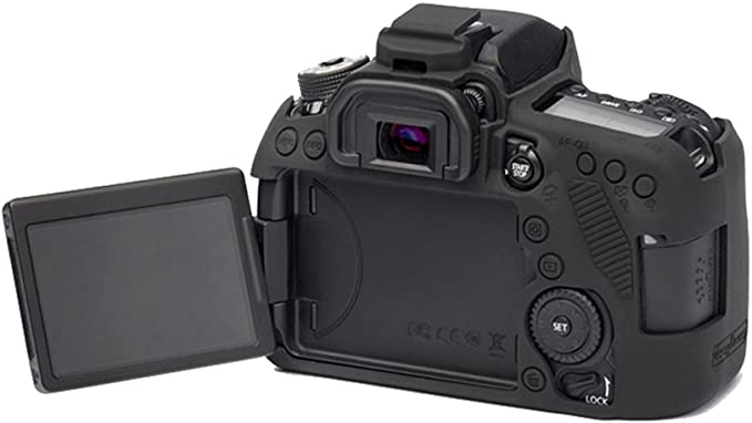 Easycover Case For Canon 80d Kamera