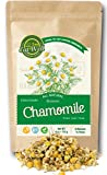 Cheap Chamomile Flowers Tea | 4 oz Reseable Bag, 60 CUPS | Chamomile Tea Loose Leaf | Extra Grade,Dried Chamomile Herbal Tea | Relax, Sleep Well |