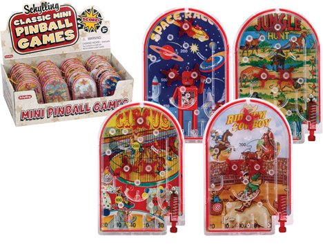 Picture of a Classic Mini Pinball Game 5016563978415