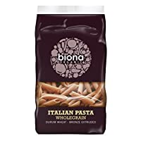 Biona Organic Whole Penne, 500 g