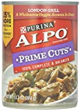 Cheap Alpo Prime Cuts in Gravy Canned Dog Food, London Grill, 13.2 oz