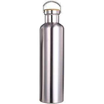Amazon.com: Xiaogangpao Botella de agua aislada para ...