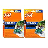 S C Johnson OFF Country Fresh Scent Mosquito Coil III Refills, 6 refills (Pack of 2)