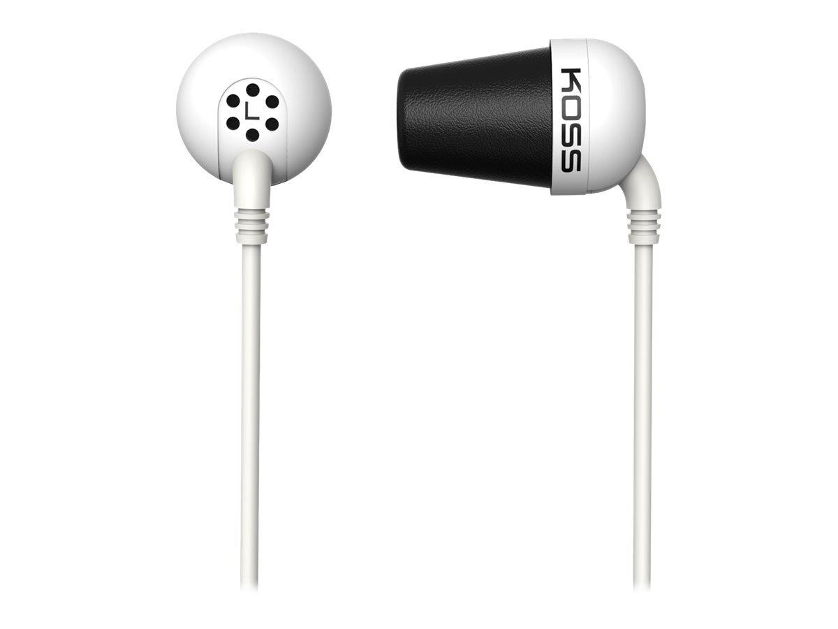 Koss The Plug The Plug Auriculares intrauditivos blanco