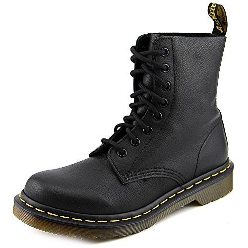 Dr Martens Pascal 8-Eye Women's Boot 8 F(M) UK Black-Black