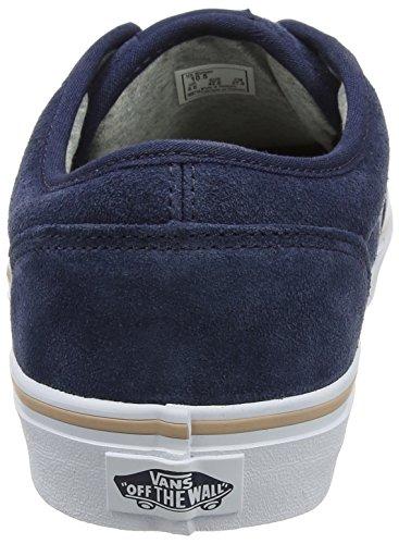 Bestelwagens Damen Atwood Suede Sneaker Mehrfarbig (weatherized / Jurk Blues)
