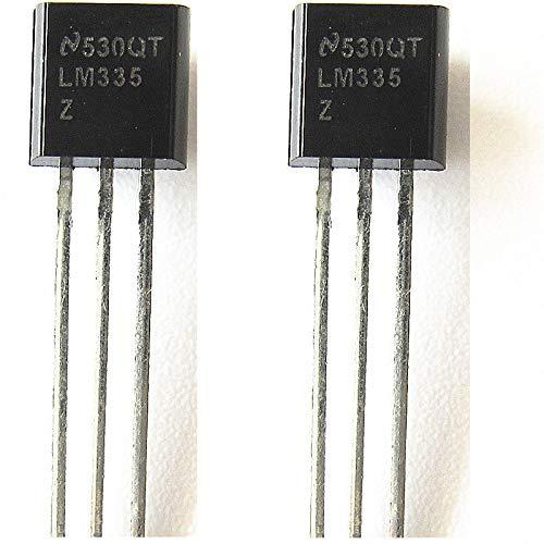 5PCS NSC LM335 LM335Z TO-92 Precision Temperature Sensor IC
