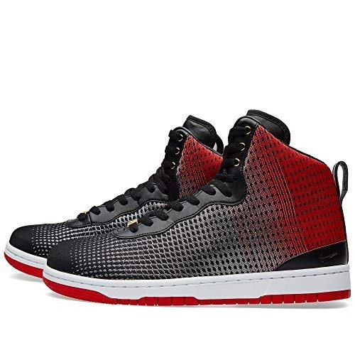 new style 87e7e 10d67 Galleon - Nike KD VIII NSW Lifestyle Kevin Durant Collection Mens  Basketball Shoes (10.5, Black University Red Metallic Silver)