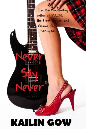 Never Say Never (A Rock Star Romance) (Never Knights Series Book 1)
